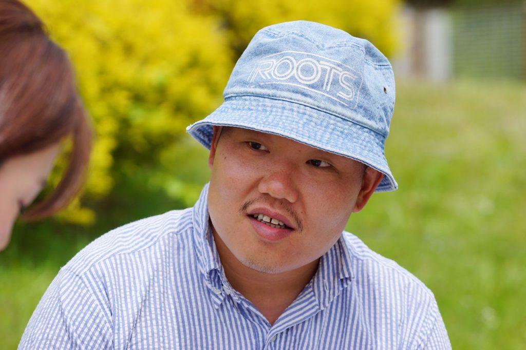 三田市出身の「ET-KING」いときんさんに青空インタビューしてきた!