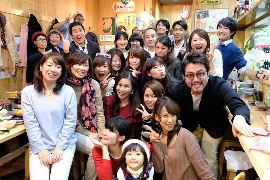 2016年の締めくくり!「さんだ日和忘年会」は笑顔いっぱいの宴日和