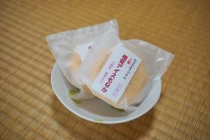 「椎茸アイスもなか」のパッケージと種類