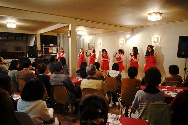 自遊空間Amiで行われたアカペラグループ「V&V」のライブに潜入してきた!