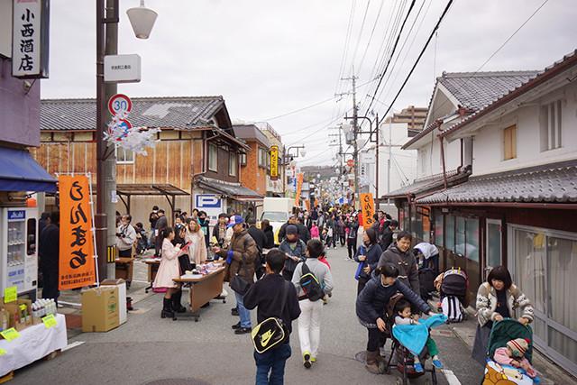 三田あきんどまつりをグルっと一周歩いて寒さをぶっ飛ばしてきた!