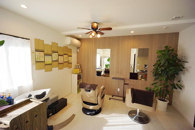 美容室nobu hair(ノブヘアー)で隠れ家的プライベートヘアサロンの贅沢を感じる