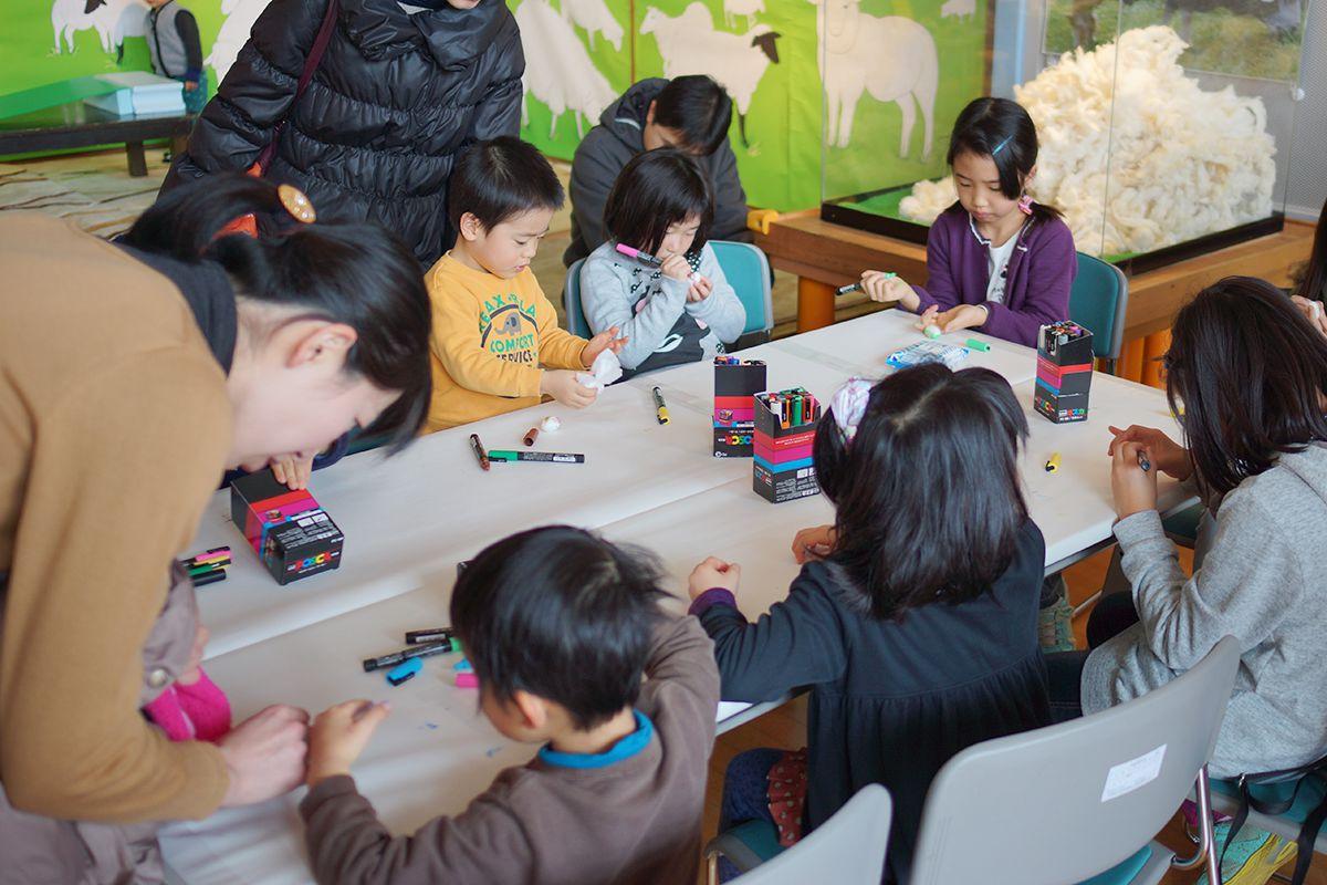 三田市有馬富士自然学習センターでまゆだまをコロコロしてきた【イベントレポ】