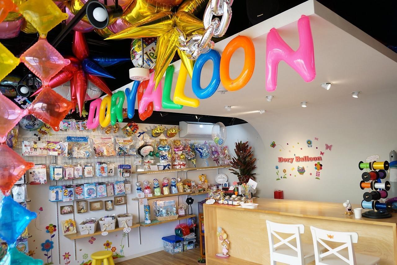 三田初のバルーン専門店DoryBalloon(ドリーバルーン)で日常にサプライズを!