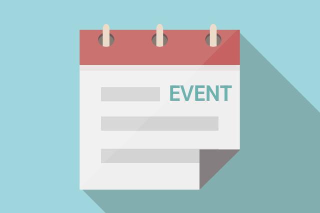イベントカレンダー掲載