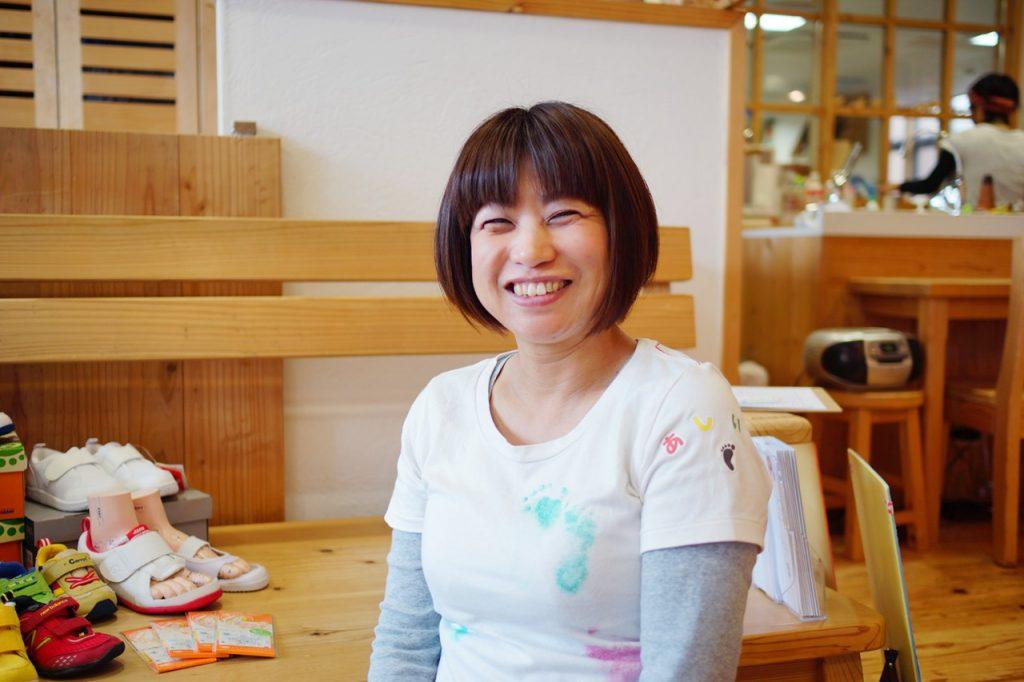 ちょっとした知識でお子さんの足のトラブルは防げる。足育アドバイザー・安藤恵子さんにお話を聞いてきた