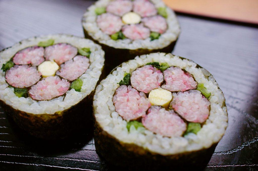 こまゆの飾り寿司の出張レッスン体験!美味しくてカワイイお寿司が簡単に