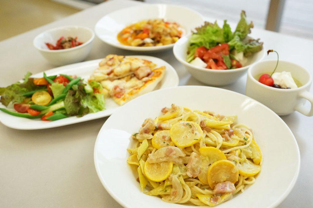 ポコポコペペの料理教室で本格イタリアンを気軽に楽しんじゃお!