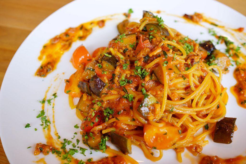 イタリアンバール サンジ(ItarianBar Sanji 34)で味わう最高のパスタランチ!