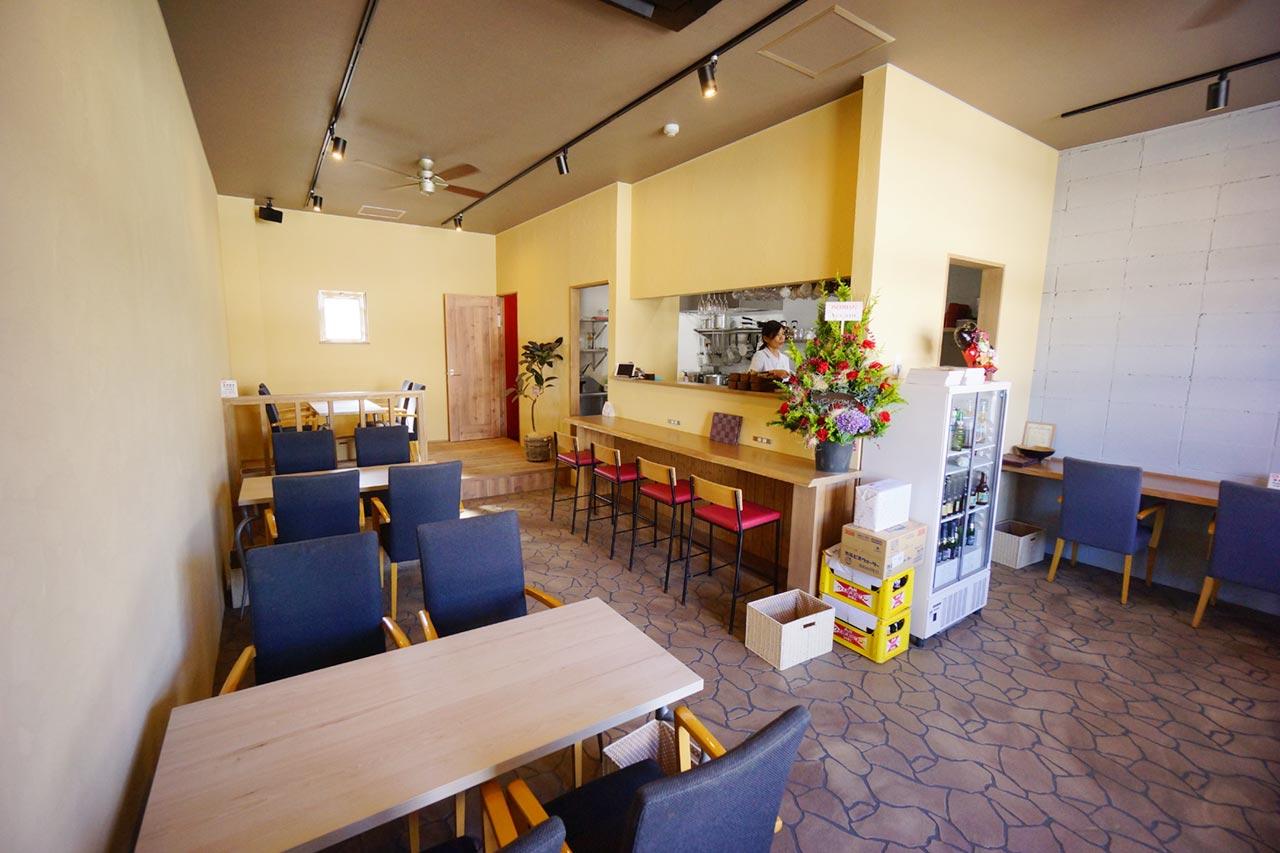 カエルカフェ ケロロ(caelu cafe keroro)の店内