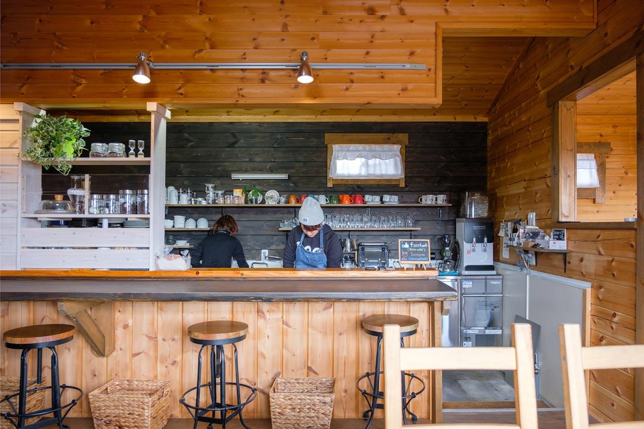 Rocco caffe'(ロッコカフェ)のランチとコーヒーと田園風景でほっこり休息してきた
