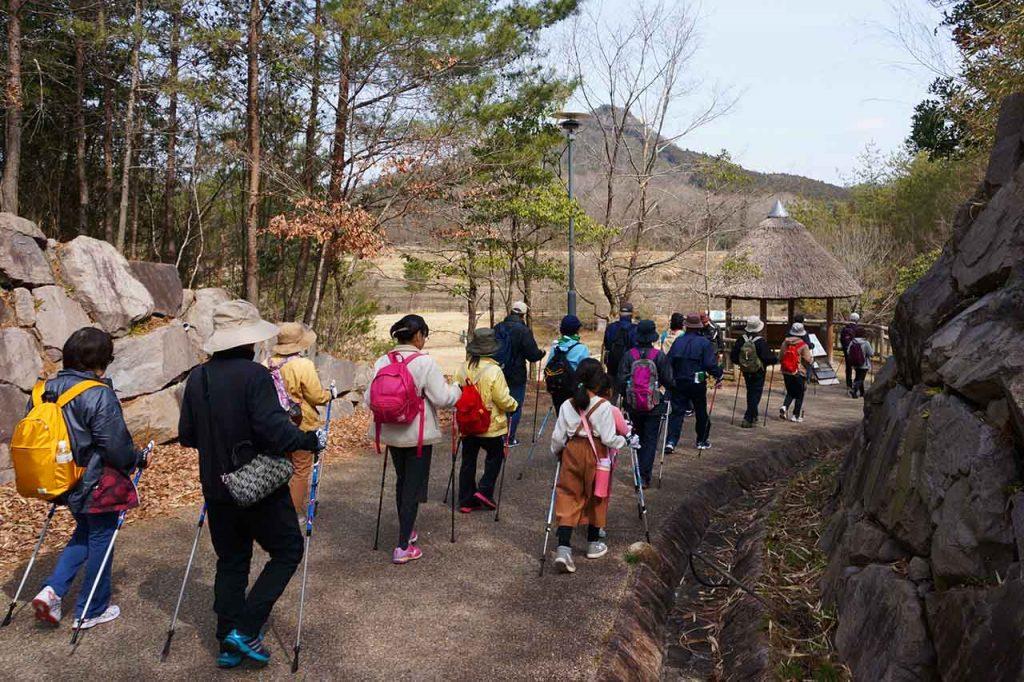 三田で初開催のノルディック・ウォーキングフェスタに行ってきたよ!