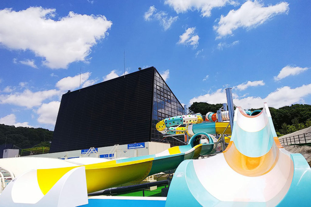 【2019年版】ネスタリゾート神戸のプールに異次元すぎるウォータースライダーができたよ