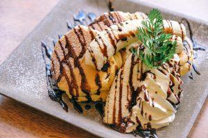 丹波立杭 YAMATO cafe(ヤマトカフェ)のパンケーキがふわっふわすぎて感動するレベル