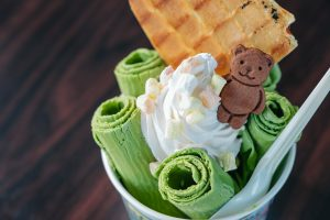 話題の新食感ロールアイスが三田に上陸!「ICE FACTORY POP ROLL」に行ってきた