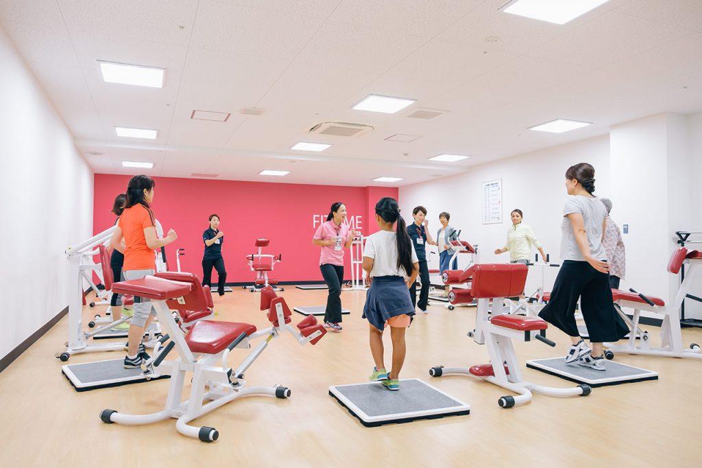 フィッツミー三田フローラ88店でタニタ式の健康エクササイズを始めよう!