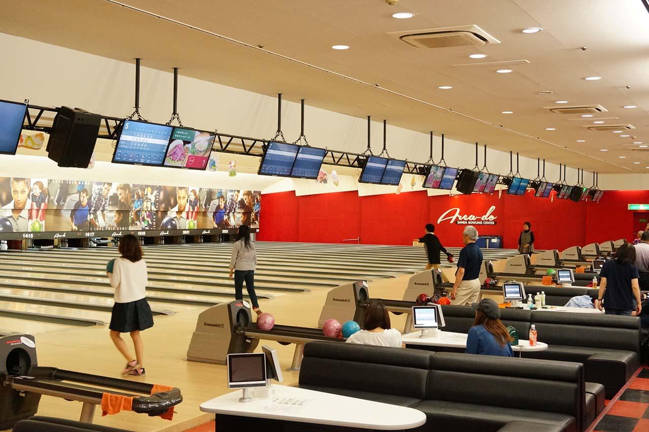 3周年を迎えるエリア・ドゥ三田ボウリングセンターがなにかとアツい!