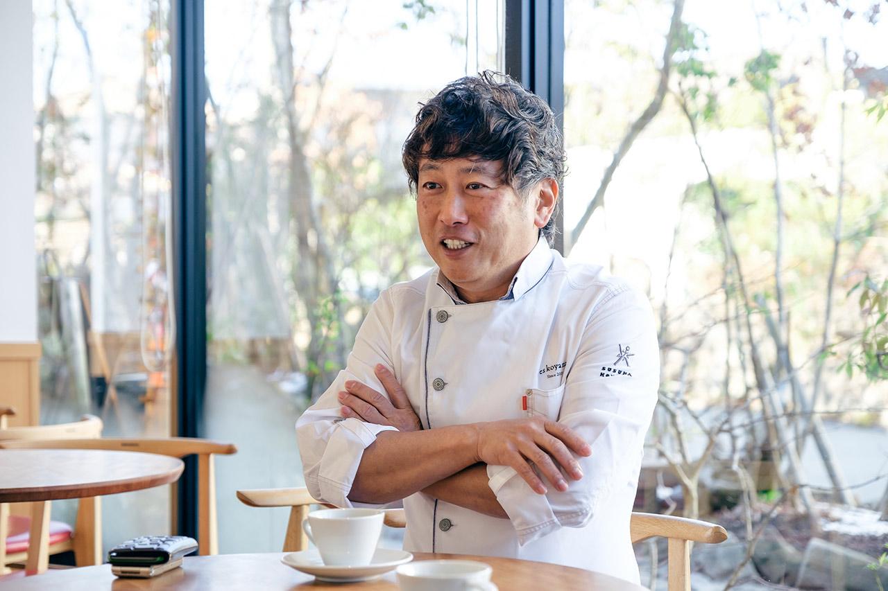 「お客さまは自分の欲しいケーキをご存じではない」小山進が語るファンタジー・ディレクターと三田の未来
