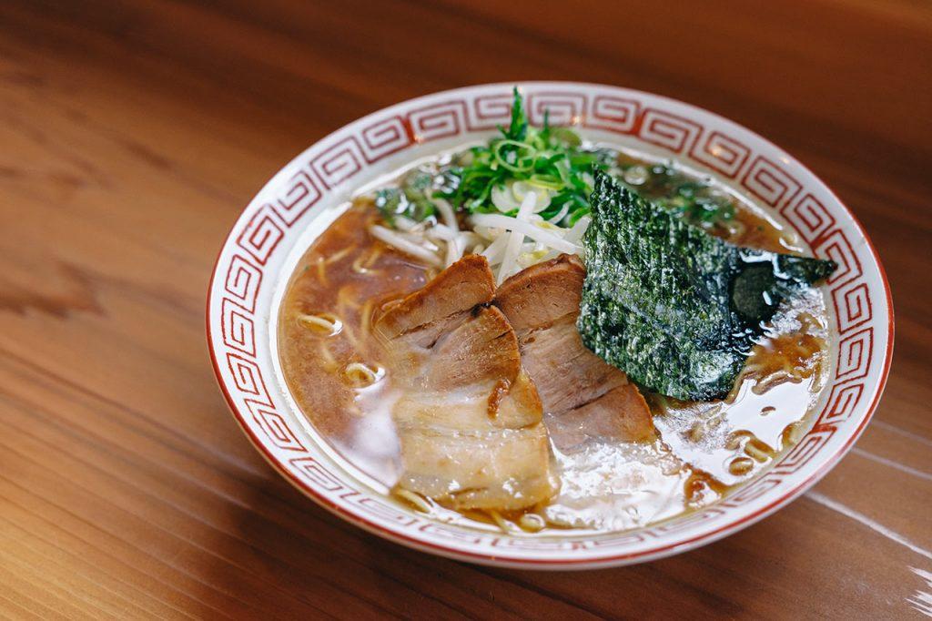 三田で味わう播州系ラーメンの大本命!「中華そば わらべ」に行ってきた