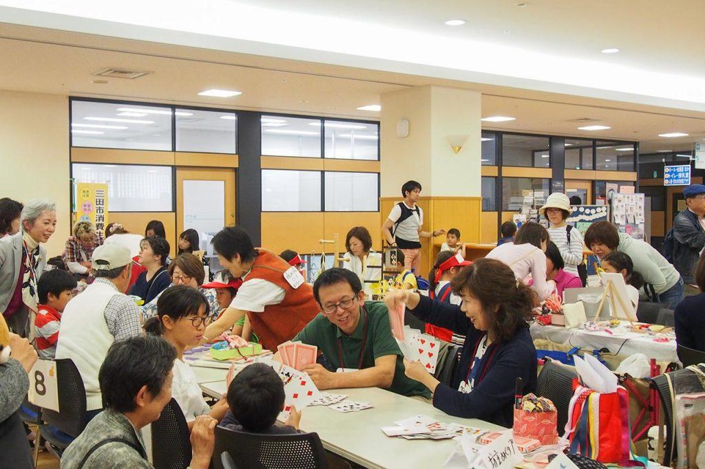 体験して、楽しく学ぶ「まちFUNまつり in 三田」をめいっぱい楽しんできた
