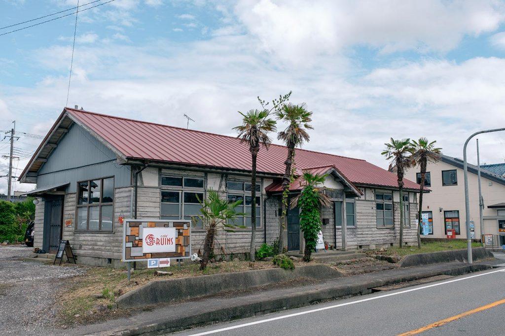 三田市に廃墟カフェが誕生!こだわり満載のcafe RUINS(ルーインズ)に行ってきた
