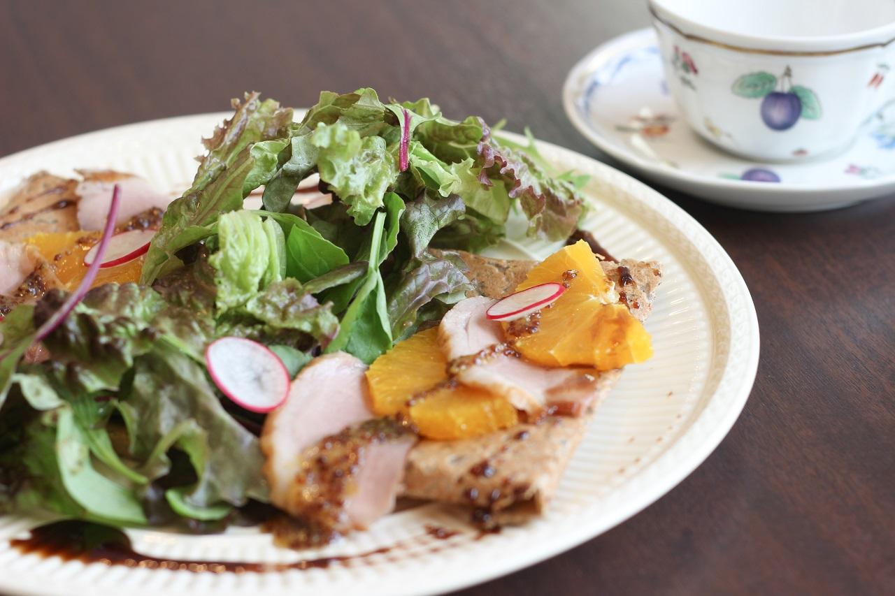 三田市初のガレット・クレープ専門店「creperie SANA Cafe」(サナカフェ)で気分が上がるカフェタイムを