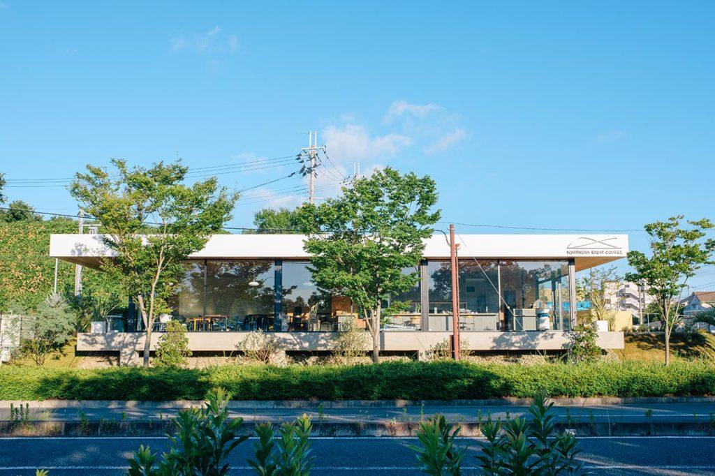 神戸市北区鹿の子台にノーザンエイトコーヒーってカフェができるみたい。8月1日オープン