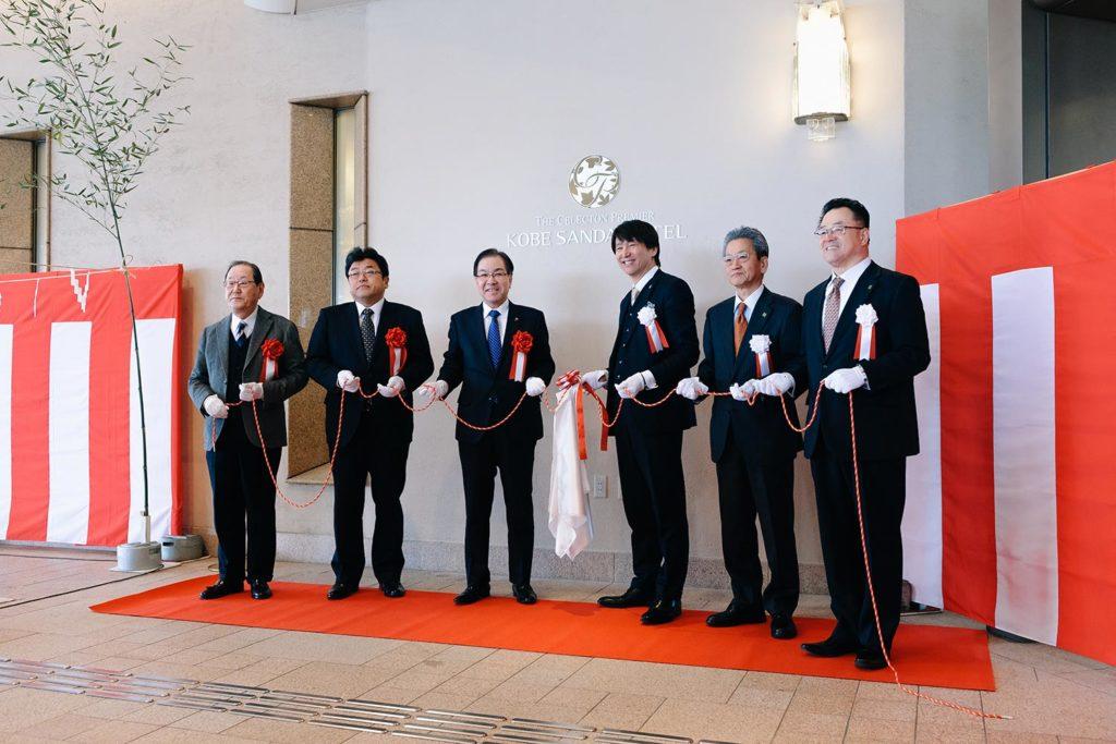 三田ホテルの名前が「ザ・セレクトンプレミア 神戸三田ホテル」に!リブランド除幕式に行ってきた