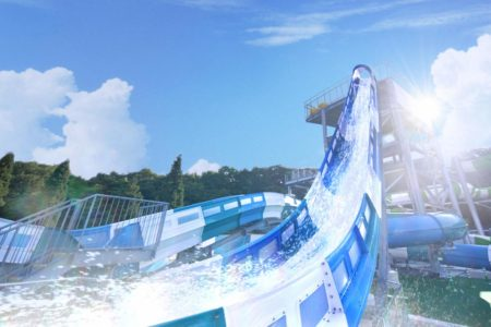 【2019年版】ネスタリゾート神戸のプールは異次元すぎるウォータースライダーがマジ楽しい!