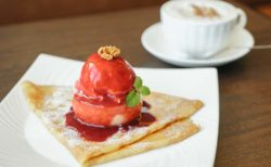 creperie SANA Cafe(サナカフェ)に贅沢すぎる夏季限定の新作クレープ&パフェが登場していますよ!