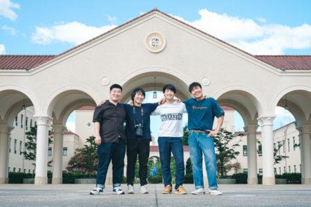 関西学院大学の現役生クリエイター集団!動画制作スタジオMOVEDOORの4人にインタビュー