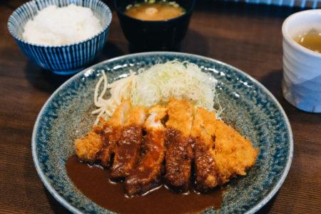 【旨い豚 かつ福】新三田に誕生した三田ポーク専門店!ロースとんかつ定食を食べてきた