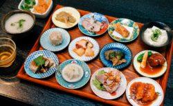 12種類の豪華盛り合わせ!チャイナダイニング liù(リゥ)の中華ランチを食べてきた