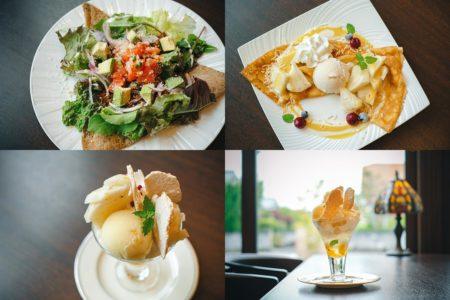 ガレット・クレープ専門店「SANA Cafe」(サナカフェ)で初夏を感じる限定メニューを食べてきた