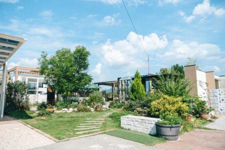 オシャレなお庭でプチグランピング!庭楽育 体感型ガーデン「EGG」に行ってきた